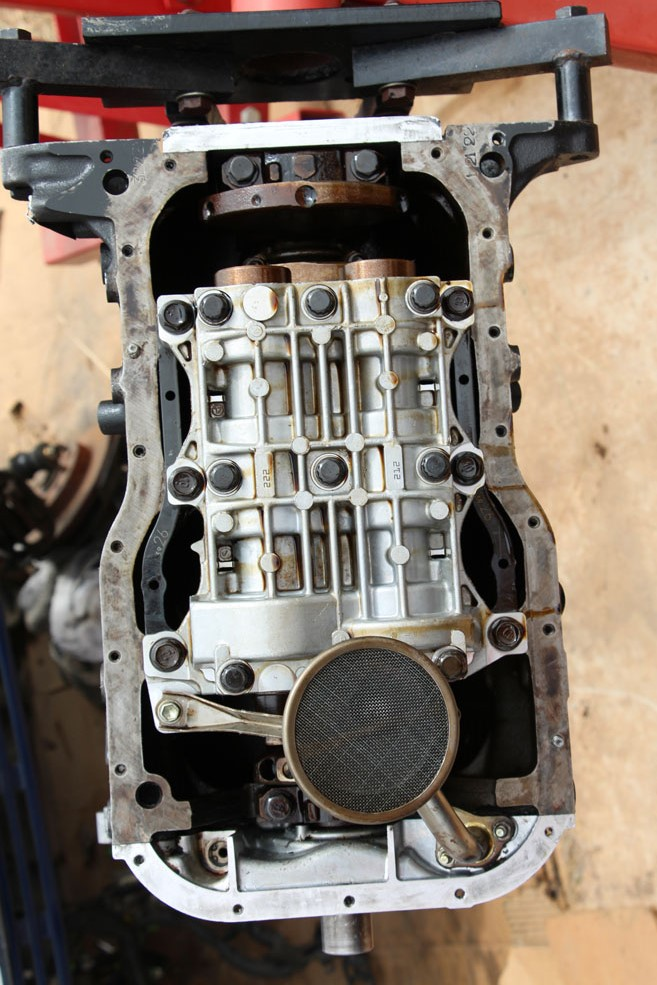 5S-FE MK2 Non-Turbo Engine Ordered Ca Smog JDM 5S-FE from