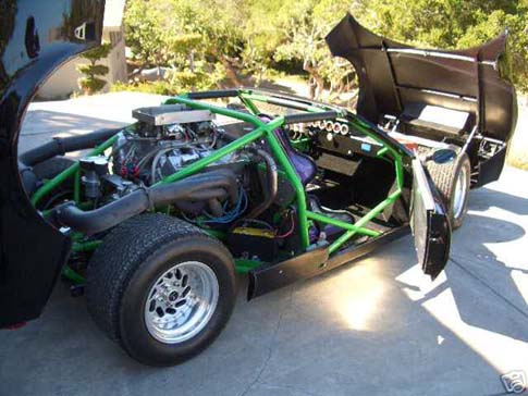 2007 Ford Explorer Sport Trac Interior AMX/3 Forum - Tube Chassis Pantera
